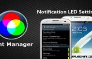 آموزش تنظیم رنگ نور LED نوتیفی ها در اندروید