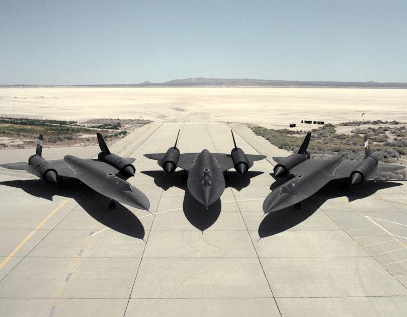 Lockheed_SR-71s