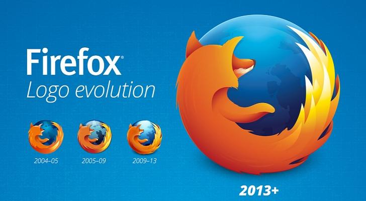 لوگوی جدید فایرفاکس رونمایی شد