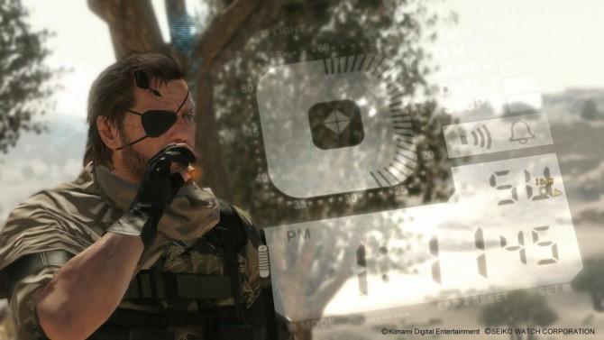 وجود چرخه روز و شب در بازی Metal Gear Online
