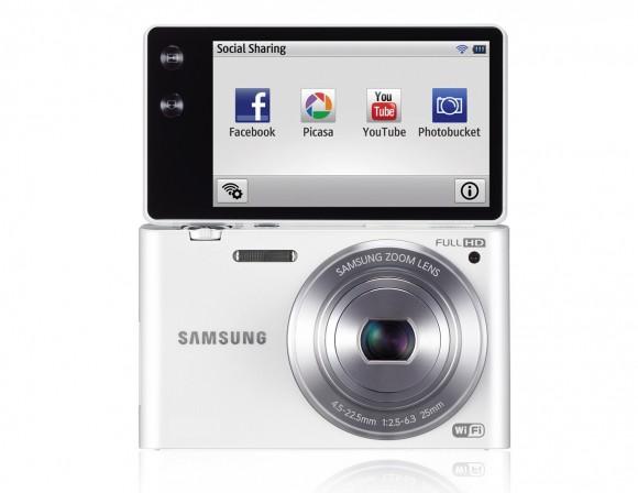 دوربین عکاسی جدید سامسونگ MV900F دارای Wi-Fi و نمایشگر لمسی AMOLED