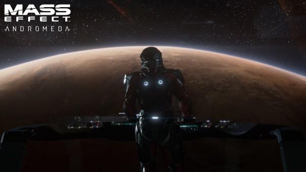 اسکرین شات های Mass Effect: Andromeda منتشر شد