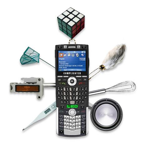 تلفن همراه، همراه هميشگي (اينفوگرافي)