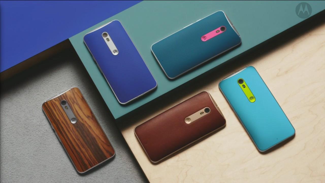 گوشی هوشمند موتو ایکس استایل به صورت رسمی معرفی شد