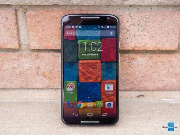 موتورولا در سه ماههی پایانی ۲۰۱۴ بیش از ۱۰ میلیون تلفن هوشمند فروخته است