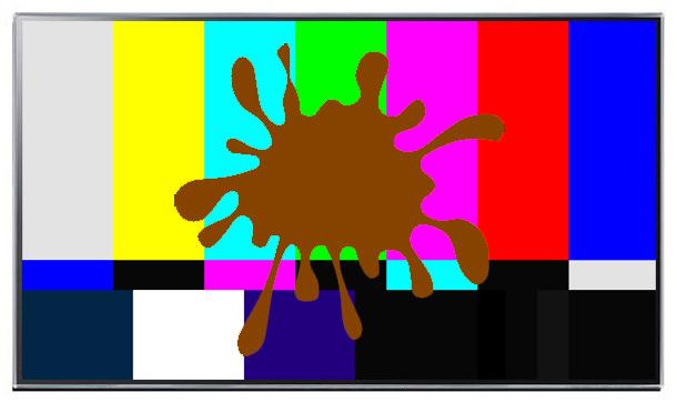 چگونه تلویزیون مان را تمیز کنیم؟