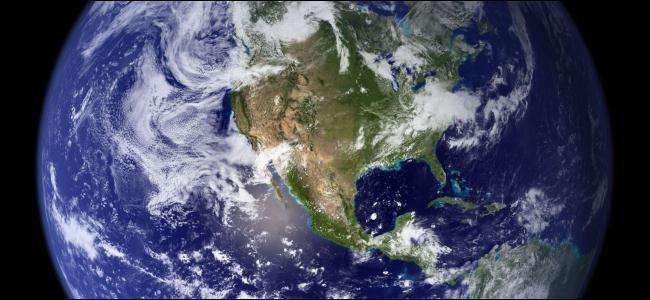 NASA-Blue Marble