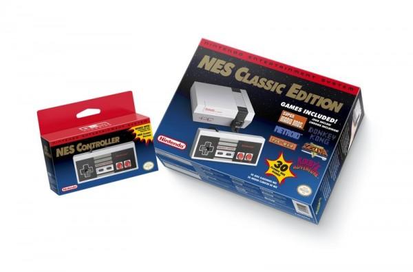 NES کوچک نینتندو با ۳۰ بازی داخلی به زودی عرضه می شود