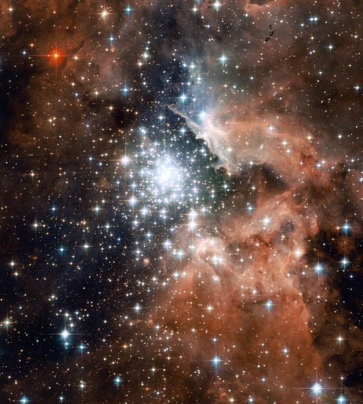 جذاب ترین تصاویر از کهکشان راه شیری