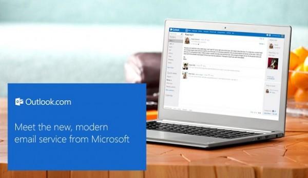 خداحافظی با هاتمیل و سلام به Outlook.com