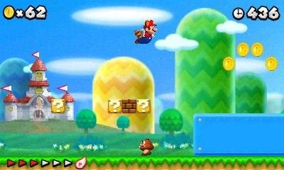 Super Mario Bros. 2 و موفقيت بزرگ براي 3DS