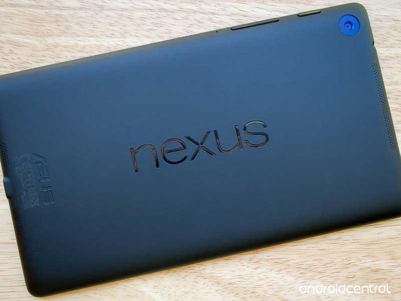 تبلت نکسوس ۷ از فروشگاه گوگل حذف شد