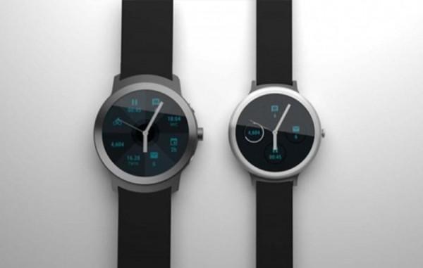 تصویر ساعت های هوشمند گوگل به بیرون درز کرد