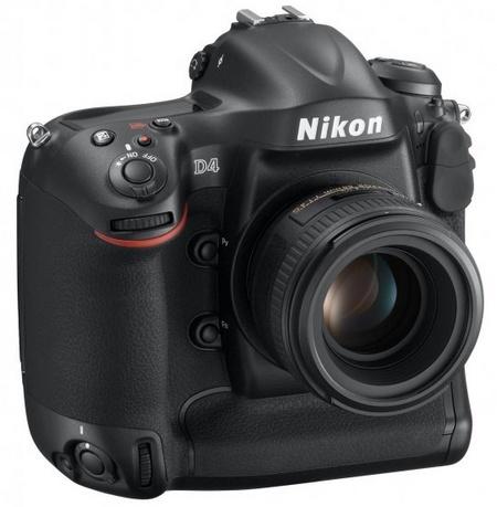 معرفی دوربین فوق پیشرفته DSLR نیکون مدل D4