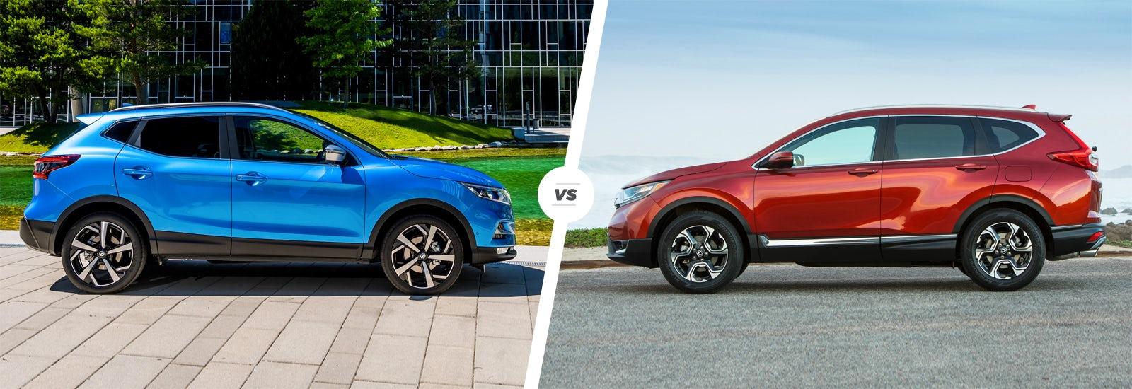 مقایسه مشخصات فنی و قیمت نیسان قشقایی و هوندا CR-V