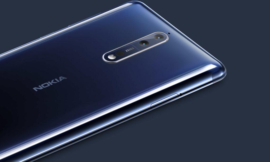 گوشی جدید نوکیا 8 با مشخصات عالی و دوربینی با لنز دوگانه