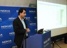 آقای وحید کاظمی، مدیر بازاریابی نوکیای ایران