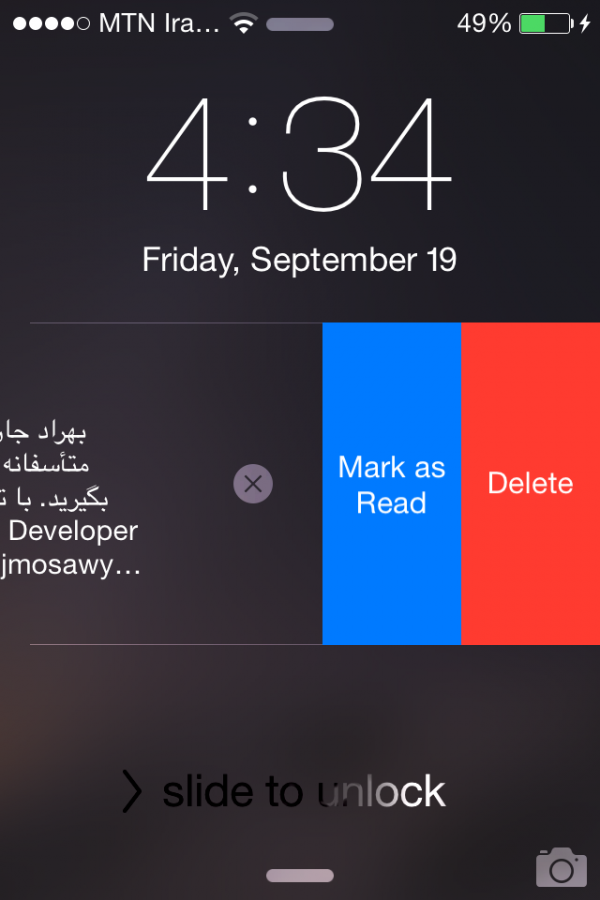 Notifications on Lockscreen02