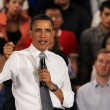 Obama Holds Facebook Town Hall 11
