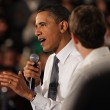 Obama Holds Facebook Town Hall