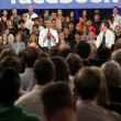 Obama Holds Facebook Town Hall 14