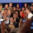 Obama Holds Facebook Town Hall 18