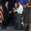 Obama Holds Facebook Town Hall 7