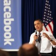 Obama Holds Facebook Town Hall 9