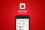 Opera Max اکنون از فشرده سازی موزیک نیز پشتیبانی می کند