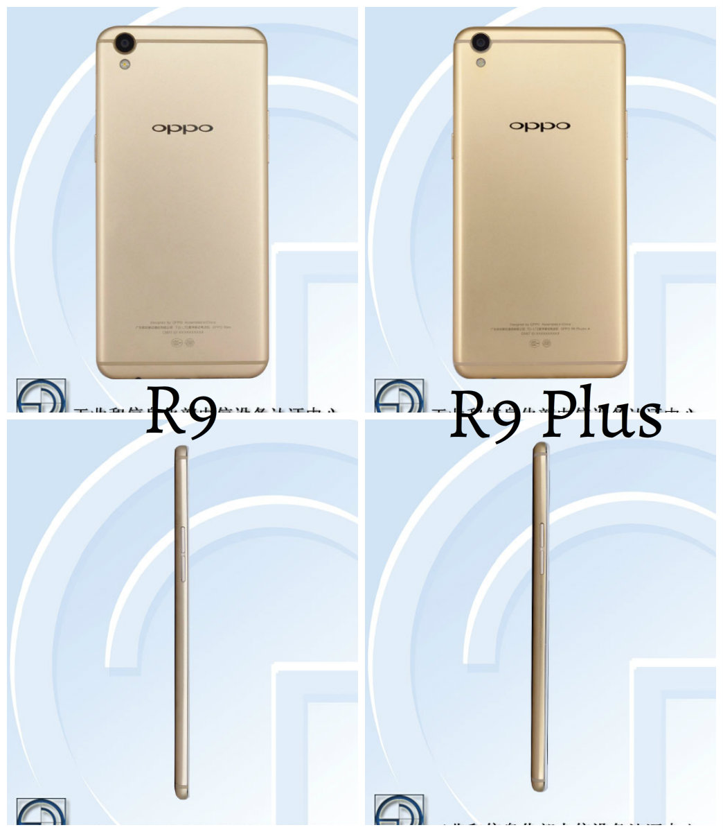 Oppo-R9-and-R9-Plus-certified-by-TENAAت