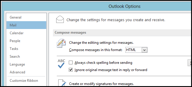 Outlook 2013_Mail
