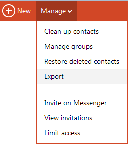 OutlookMail-Export-Contacts