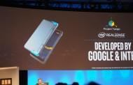 پروژه تانگو از سوی گوگل و اینتل پرده بردرای شد
