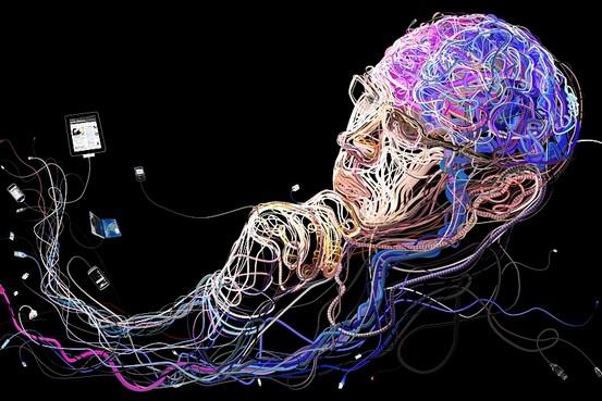 استفاده زیاد از اینترنت چه بلایی بر سر مغز می آورد؟