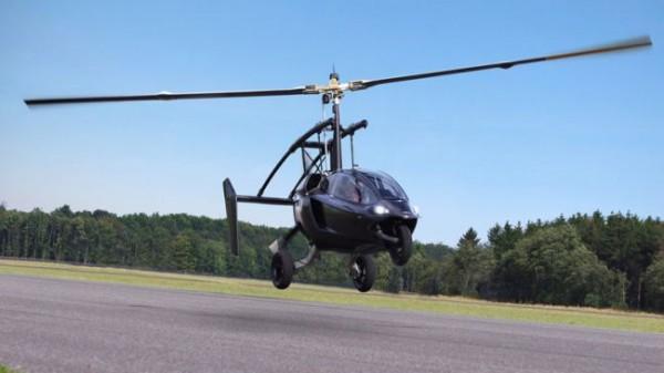 Pal V gyrocopter