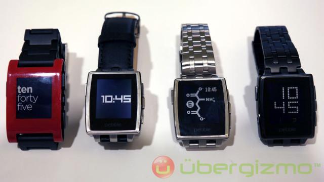 شمارش معکوس شرکت Pebble تا روز پنچشنبه برای معرفی یک ساعت هوشمند