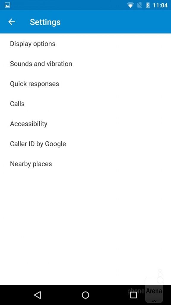 Phone-app-settings