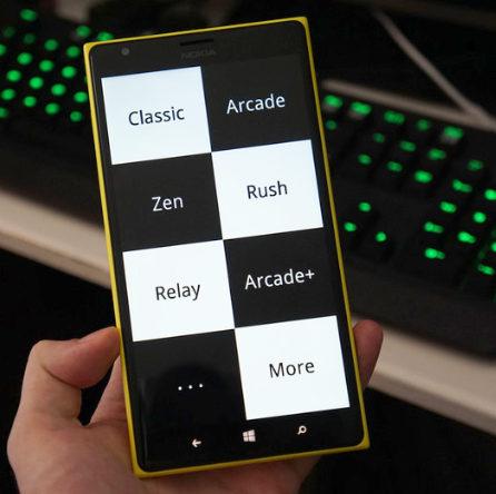 بازی Piano Tiles، این بار کاربران ویندوزفون را معتاد خود می کند!