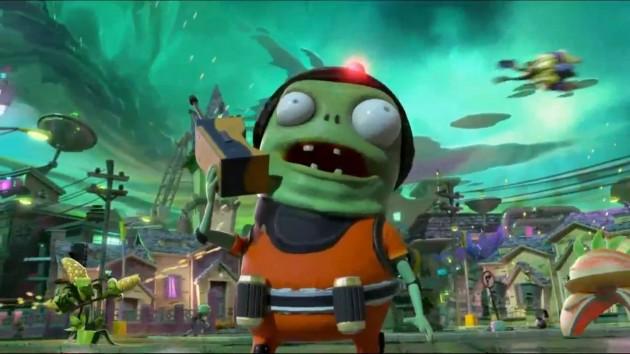 بازی Plants vs Zombies Garden Warfare 2 برای ایکس باکس وان در E3 معرفی شد + تریلر