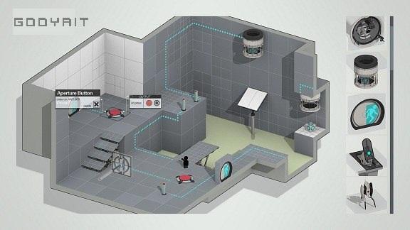 نقشه های Portal 2 را خودتان طراحی کنید