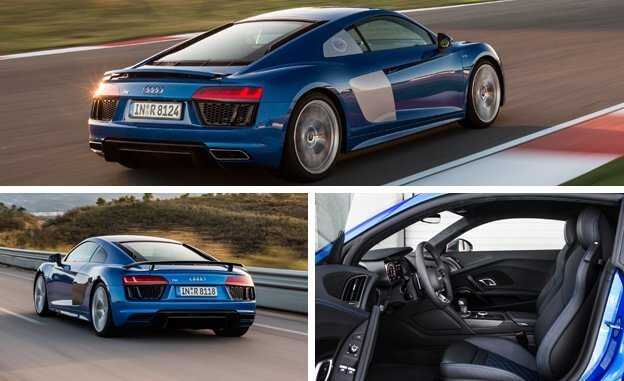 بررسی خودروی Audi R8 V10 Plus مدل ۲۰۱۷