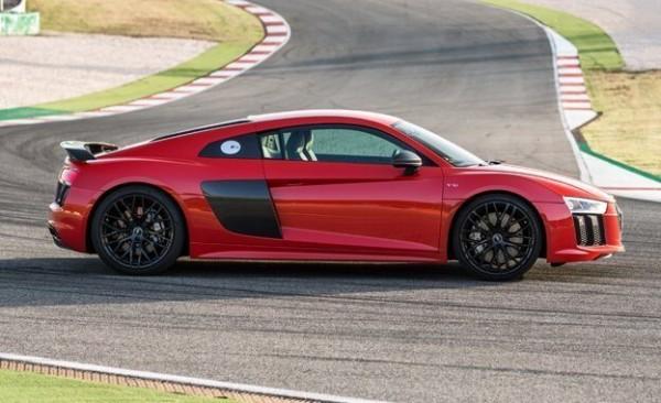 بررسی خودروی Audi R8 V10 Plus مدل 2017