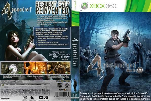 Resident Evil 4 HD و امتياز نهايي