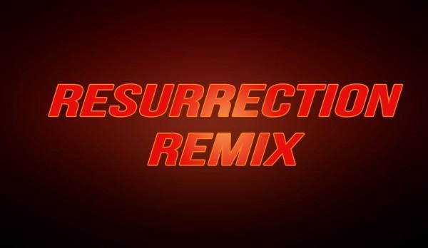 کاستوم رام Resurrection Remix