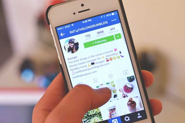 Creating paragraph bio and Instagram captions