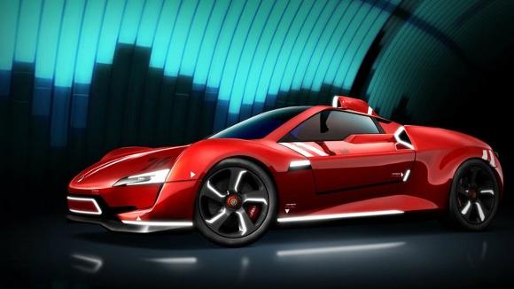 عرضه ی Ridge Racer برای PS Vita تایید شد