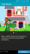 اپلیکیشن Kids Mode