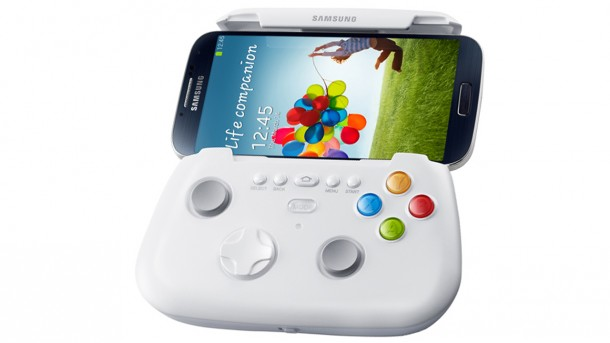 Galaxy S4 يا Xbox360 همراه ؟!