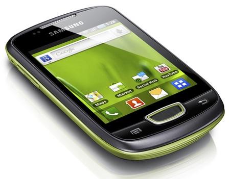 Mobile Phone Samsung Galaxy Mini