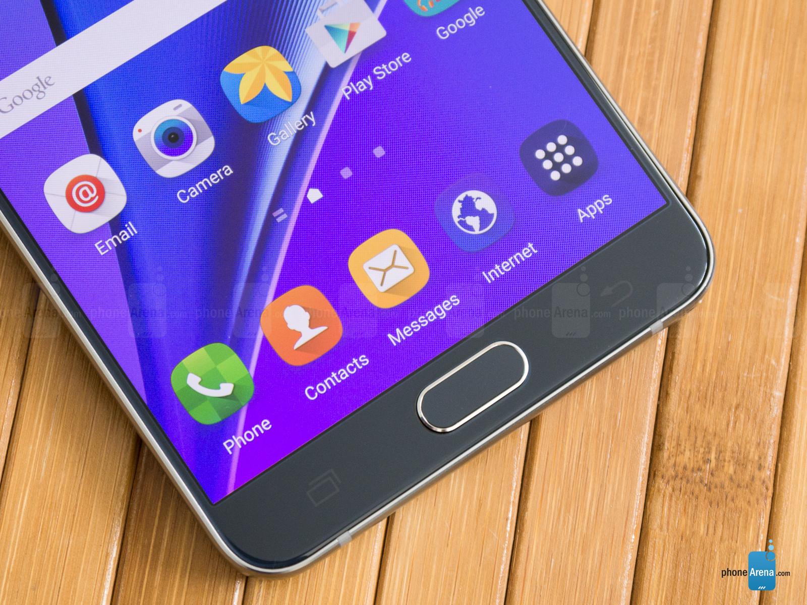 Galaxy S7 با سه صفحه نمایش متفاوت